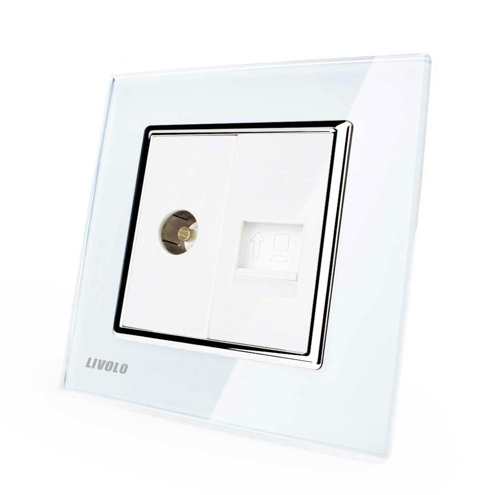 Схема подключения выключателя розеток и ламп