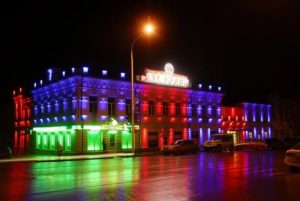 Цветодинамическая подсветка