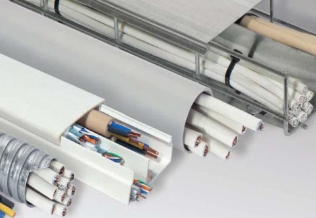 Производство кабельных лотков и коробов