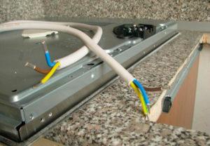 Какой кабель нужен для подключения плиты