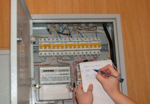 Общедомовой счетчик электроэнергии