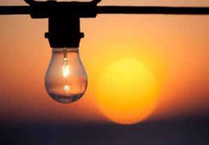 Отключения электричества