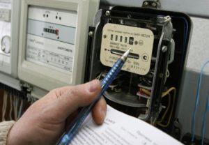 Правильный подсчет электричества