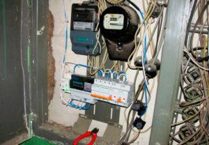 Когда можно перенести счетчик электричества