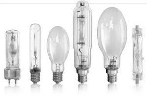 Газоразрядные источники света высокого давления