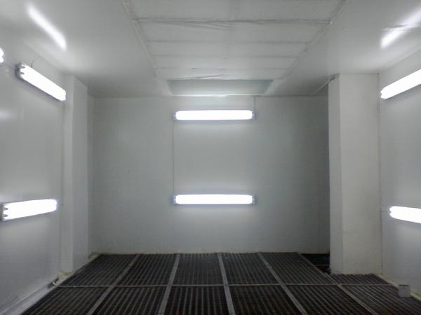 Освещение гаража внутри своими руками