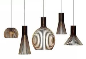Подвесные светильники разнообразие