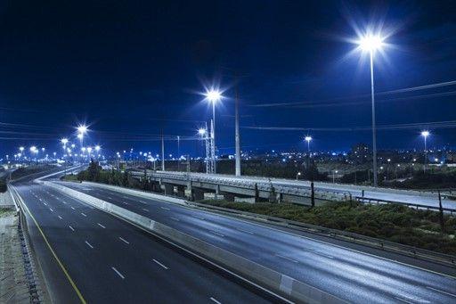 Нормы освещения дороги