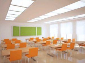 нормы света в школе