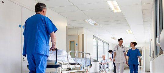 нормы света в больнице