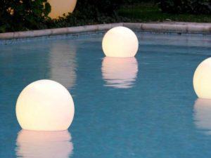 Плавающие осветители