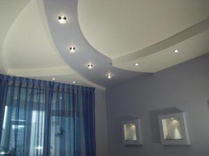 Светильники в интерьере