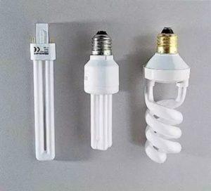 Компактные газоразрядные источники света