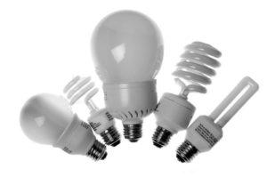 Бытовые энергосберегающие источники света с резьбовым цоколем