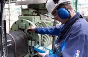 Техническое обслуживание электрического двигателя