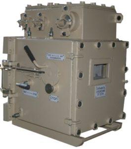 Автоматический выключатель во взрывозащищенном исполнении