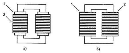 намотка трансформатора