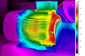 Диагностика электрооборудования тепловизором
