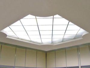 стеклянный потолок 2