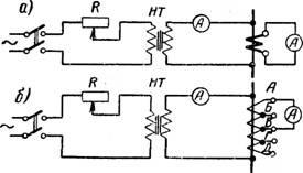 Проверка измерительного трансформатора тока