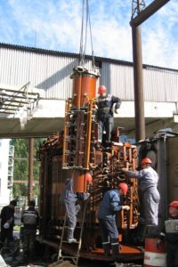 Плановый осмотр и ремонт трансформатора