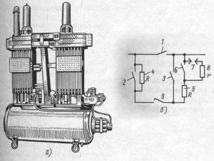 ВВГ-20 выключатель