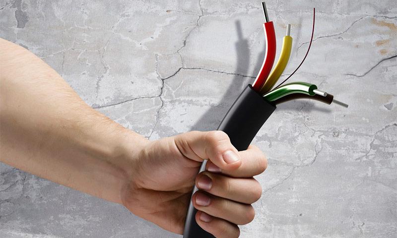 Состав обновляемой электропроводки