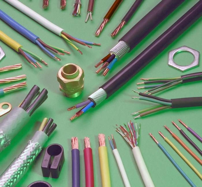 Разнообразие кабельной продукции и проводов