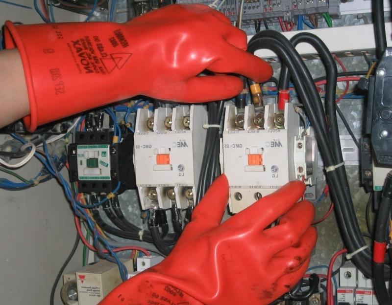 Условия для безопасной эксплуатации электроустановок