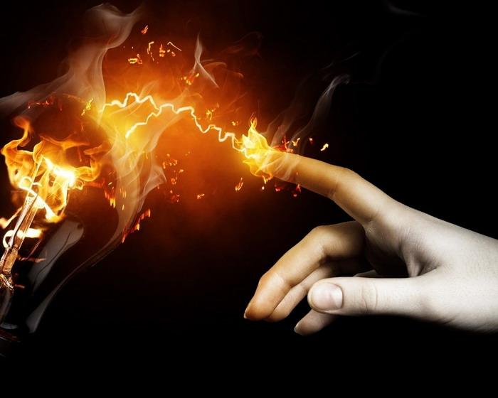 Удар электротоком может иметь различные последствия