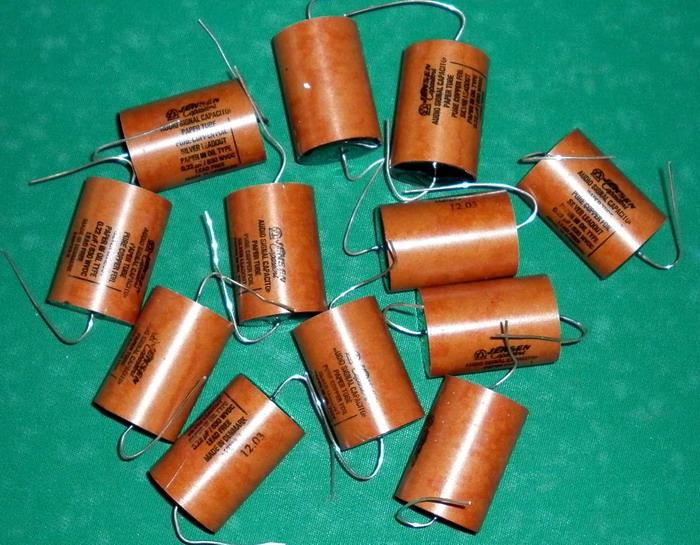 Радиокомпоненты позволяют собирать электросхемы