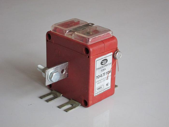Трансформатор (делитель) тока