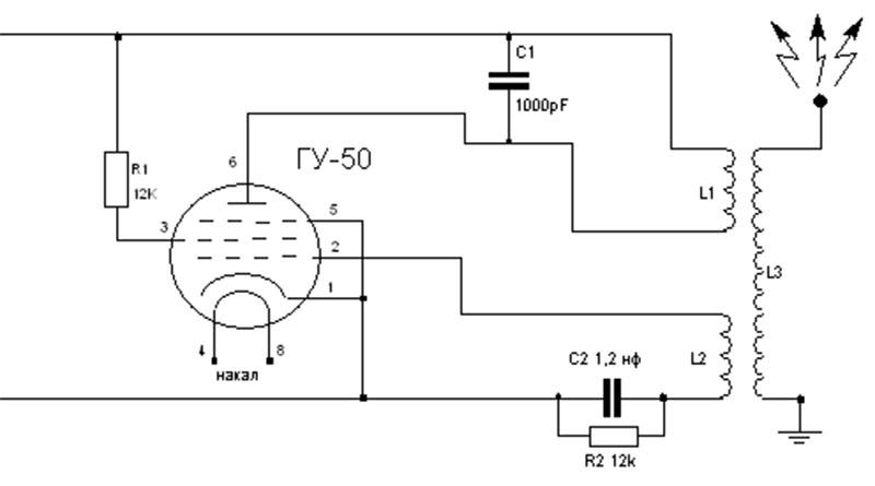 Ламповый блокинг-генератор