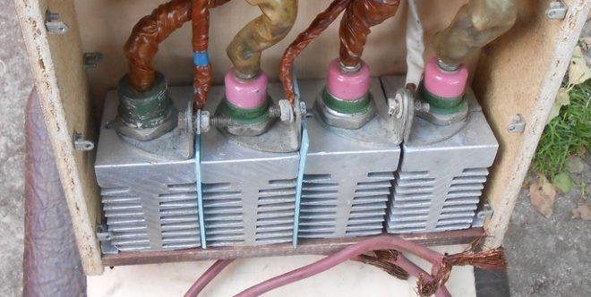 Силовые ключи на радиаторах