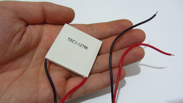 Термоэлементы типа TEC