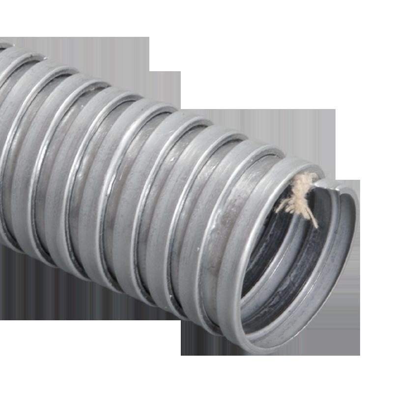Металлическая гофра для прокладки кабелей – отличная альтернатива аналогичной продукции из ПВХ