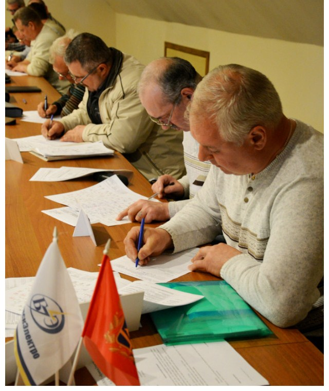 Работа аттестационной комиссии