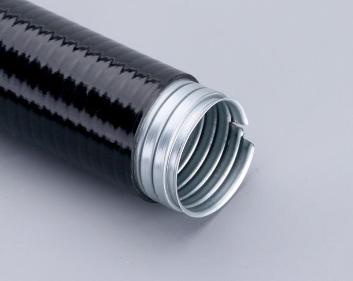 Герметичная металлическая гофра имеет дополнительный слой