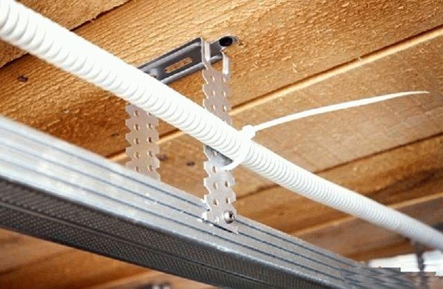 Сфера применения металлических рукавов для прокладки кабелей достаточно многообразна