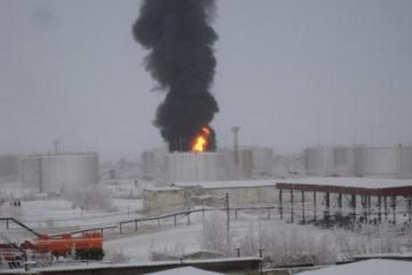 Пожары на нефтебазах часто случаются из-за статических зарядов
