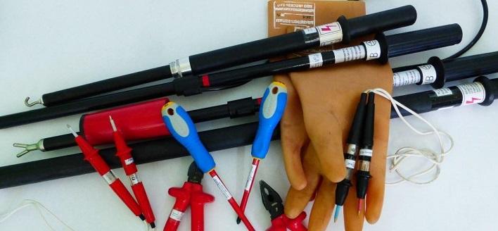 Средства защиты помогают предотвратить поражения электротоком