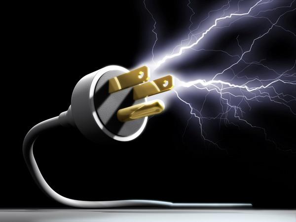 Возможный источник электрического удара