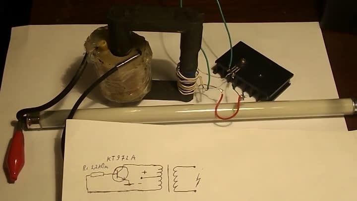 Пример блокинг-генератора