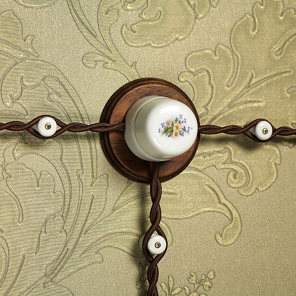 Декоративная электропроводка