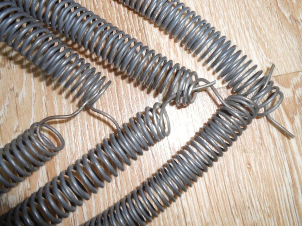 Спираль нагревательная нихромовая