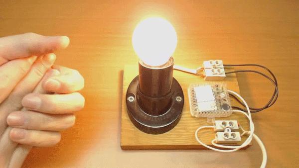 Модель представленного выключателя
