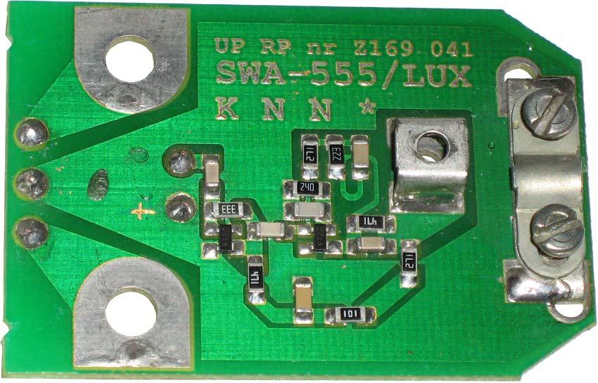 Антенные усилители SWA-555/LUX
