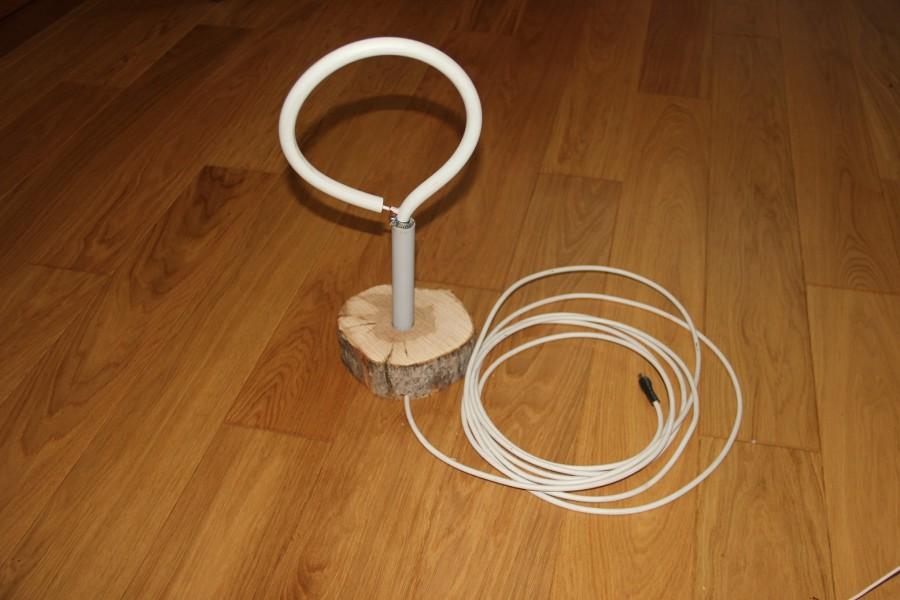 Самодельная антенна из коаксиального кабеля
