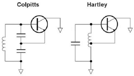 Схемы генераторов на транзисторах