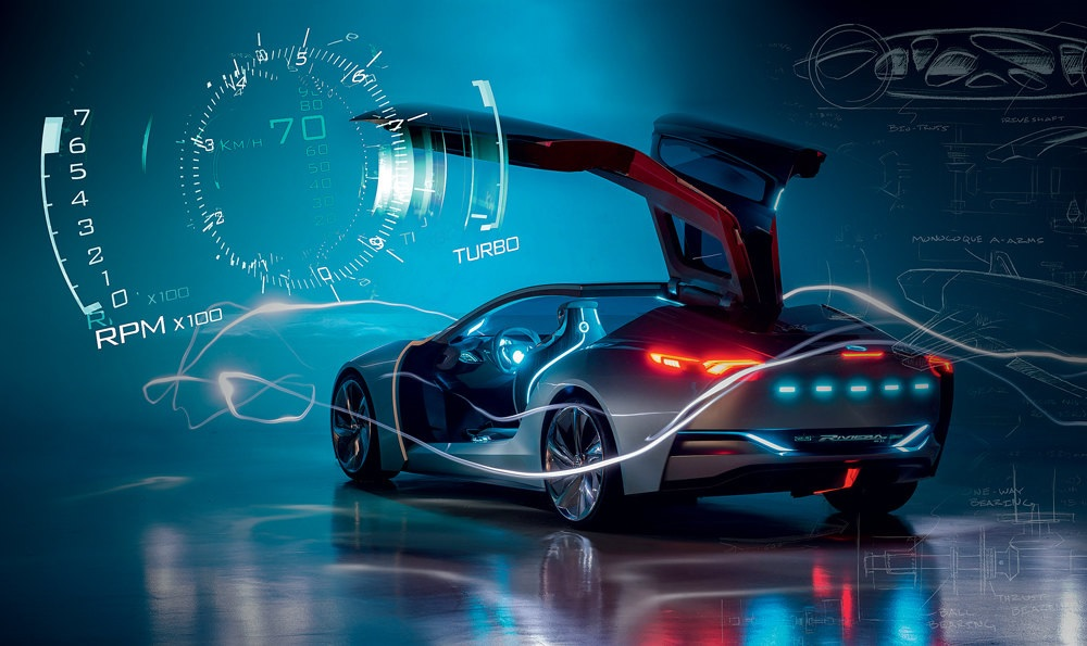 Современные и перспективные электромобили создают с блоками питания на основе литий-ионных аккумуляторов